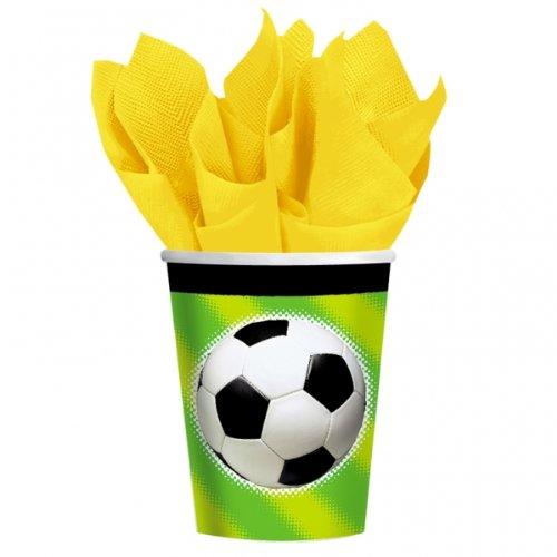 Becher Fußball