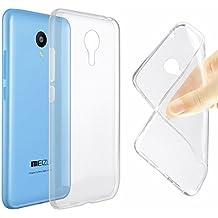 Funda de Gel TPU protección antigolpes Meizu M2 Mini Transparente