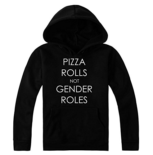 pizza-rolls-not-gender-roles-womens-hoodie-pullover-xx-large