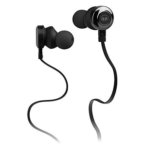 Monster ClarityHD High Performance InEar-Kopfhörer (mit 1-Button ControlTalk Universal) Schwarz