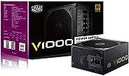Cooler Master V Series V1000 12V 80 PLUS Gold Rated, Full Modular 1000W Power Supply | RS-A00-AFBA-G1