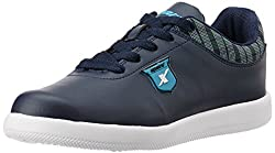 Sparx Men's Navy Blue Sneakers - 8 UK