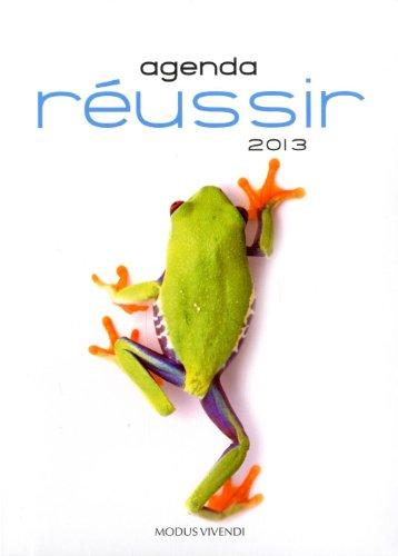 Agenda Réussir 2013 par