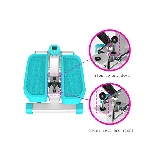 41Yp UA0bVL. SS500  - LY-01 Steppers Stepper Home,fitness Equipment Mute Stovepipe Mini Multi-function Exercise Pedal Machine
