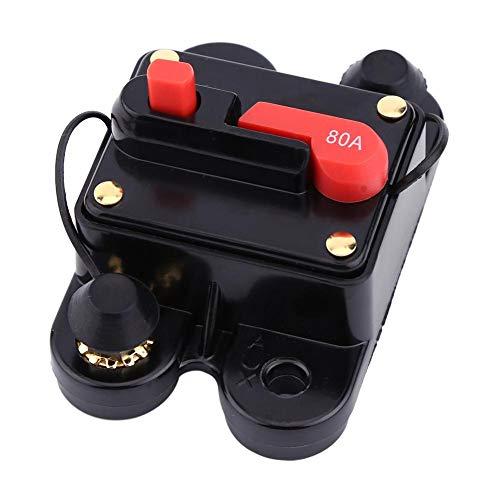12V ~ 24V 80~300A Automatische Sicherung Schalter,Breaker Reset Sicherung für die Schaltung von Autoradios oder großen elektrischen Elektrogeräten(300A) -