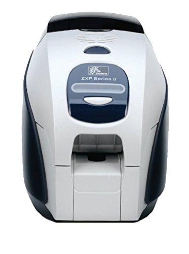 Zebra Plastikkarte Drucker (Zebra ZXP3farbstoffsublimation Farbe 300x 300dpi schwarz, weiß Drucker für Plastikkarten)