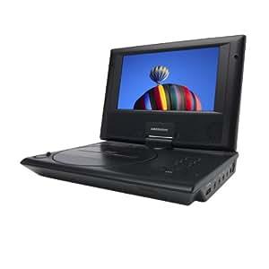 """Medion P72004 Life Lecteur DVD portable Écran 17,78 cm (7"""") / TNT / EPG (Import Allemagne)"""