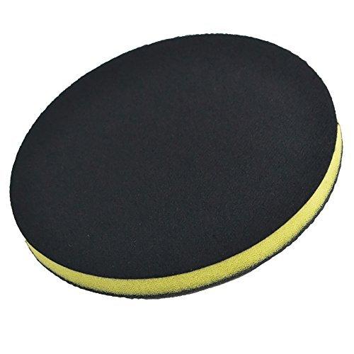 Lackreinigungspad Clay Bar Pad von Autocare, 15,2cm, feines Clay Pad, für Schleifmaschinen, reinigendes Schaumstoff-Pad, Reinigungsknete-Pad, 1 Stück