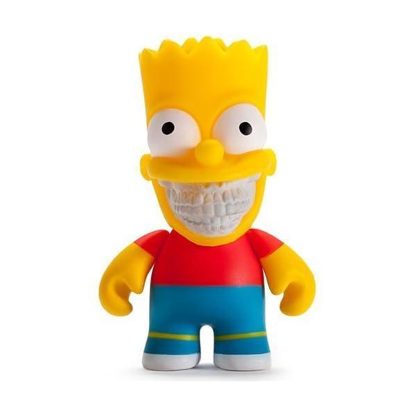 The Simpsons Bart Grin Ron English 3-Inch Vinyl Mini-Figure by Kidrobot 1