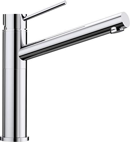Blanco 512319 ALTA, Küchenarmatur, metallische Oberfläche, chrom, Hochdruck