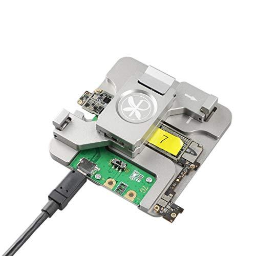 Werkzeugkoffer for Handys Mijing 4 In 1 870 Hard Disk Test Stand für iPhone 7 Plus / 7 / 6s Plus / 6s