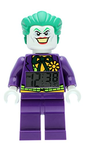 Lego DC Universe Super Heroes - Mini figura de Joker con reloj