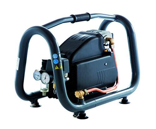 Schneider GmbH 1121050583 Compresseur Airsystem Pression 10 bar Réservoir 2,5 l (Puissance d'aspiration 200 l/min) Compact - CPM 210-3 W