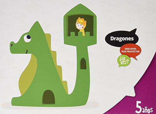 Dragones ¿Lo ves? (5 años)