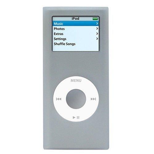 Marware Sport Grip Hülle für iPod Nano 2G, weiß