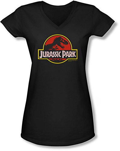 Jurassic Park - Top nero XX-Large