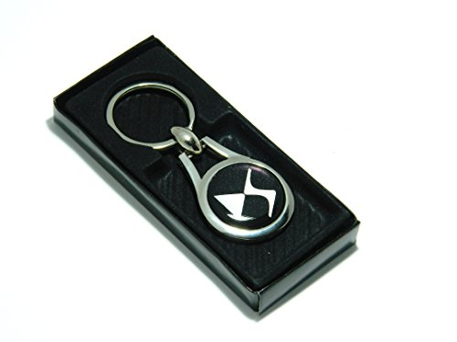 Citroen DS Metal clave Anillo Regalo Llavero