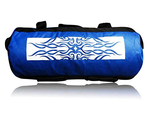 Blue ONEX New Power Cloth//Sand FILLED Bag Boxing MMA Training Fitness Weighted Exercise Running Workout 5-25kg