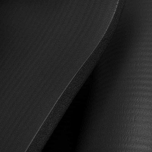 Fitnessmatte »Yamuna« / EXTRA-dick und weich, ideal für Pilates, Gymnastik und Yoga, Maße: 183 x 61 x 1,5cm, schwarz - 4