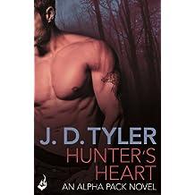 Hunter's Heart: Alpha Pack Book 4