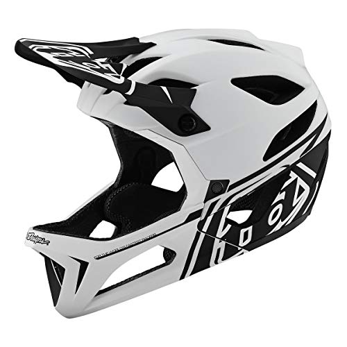 Troy Lee Designs ENDURO-CASCO MTB a1 Drone-GRIGIO//NERO