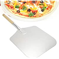 200 mm Durchmesser Pizza Pizzaheber Pizzaschaufel Aluminium Schaufel
