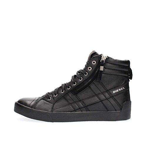 Diesel D-String Plus - Mode Hommes Chaussures Black