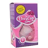 Diva Menstrual Cup, Model 1 Pre-Childbirth - 1 Ea, by Diva Cup