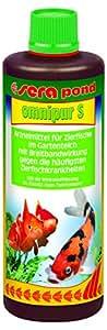 Sera Pond Omnipur S Conditionneur d'Eau pour Aquariophilie 500 ml