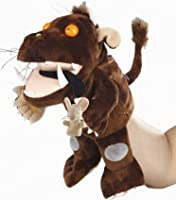 Plush Toys: Gruffalo & Mouse Hand Puppet 35.5Cm (12616)