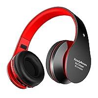 Alitoo Auriculares Bluetooth de Diadema Inalámbricos,Wireless Headphones Cascos Bluetooth Plegabl...