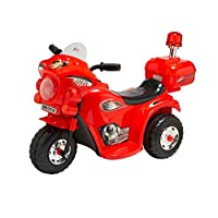 trike Battery operated Kid Riding RED