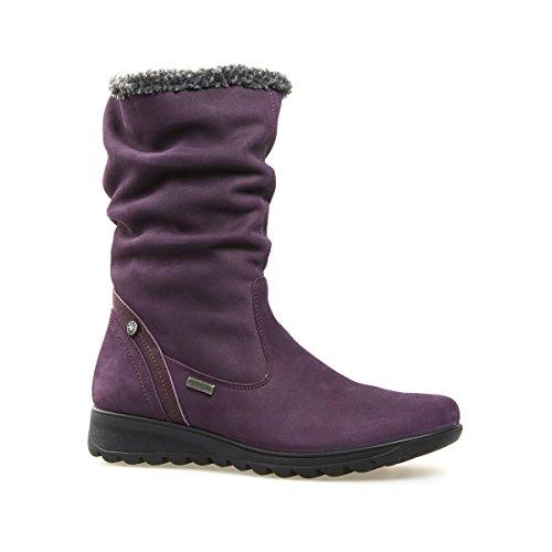 Van Dal Womens Winter Boot Wilde in Purple