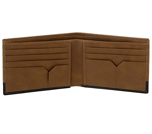 Dussledorf Garnet Brown Men's Wallet (GAR-02)