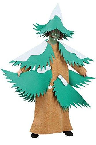 Imagen de disfraz árbol de navidad  único, 9 a 11 años
