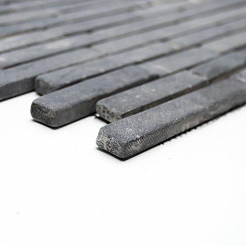 Brick-mosaik-fliesen-böden (Fliesen Mosaik Glasmosaik Mosaikfliesen Marmor Brick Boden Bad WC NEU 8mm #407)