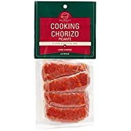 Brindisa Additive-free Cooking Chorizos Picanté, 280g