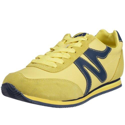 mitre-rush-ls-schuhe-yellow-navy-10-uk