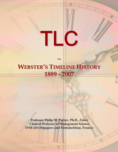 tlc-websters-timeline-history-1889-2007