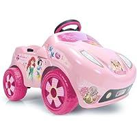 Injusa 6-volt Disney Princess Car