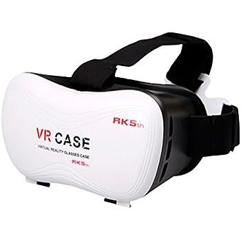 Wander USA Visore Realtà Virtuale VR 3D - Occhiali Realtà Aumentata per Smartphone Android e iPhone iOS - Garanzia Italiana