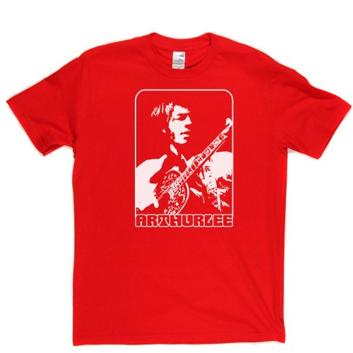 Arthur Lee American psychedelic Rock Musician T-shirt Rot