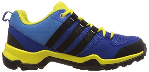 adidas Ax 2.0, Chaussures de randonnée mixte enfant Azul / Negro / Amarillo