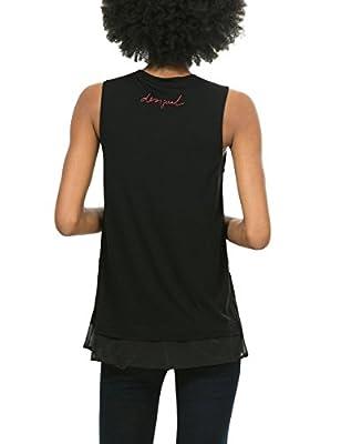 Desigual Women's Ts_Dorothy T-Shirt