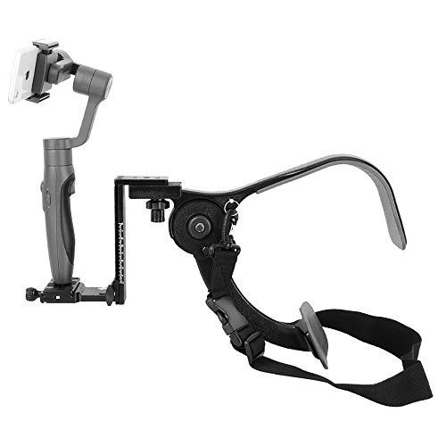 Dekompressionsweste installiert Steadycam Handy DREI-Achsen-Stabilisator Ergonomischer Verstellbarer Gurt Freie Hände, um den Druck des Fotografen zu erleichtern ()