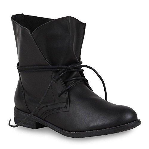 damen-schuhe-44438-stiefeletten-schwarz-schwarz-40