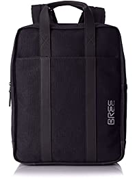 Bree - Punch Casual 716, Anthra/bla, Backpack, Mochilas Unisex adulto, Grau (Anthra.), 11x40x31 cm (B x H T)