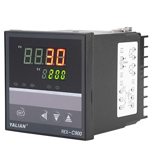 ac100V-240V Temperaturregler Intelligent Digital PID Relaisausgang Thermometer mit hoher Präzision