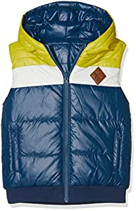 boboli Technical Fabric Reversible Vest