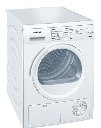 Siemens iQ500 WT46E305 iSensoric Kondenstrockner / B / 7 kg / weiß / softDry-Trommelsystem / duoTronic / Super40